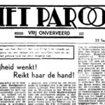 Ajax-column in Het Parool