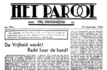 parool-verzetskrant